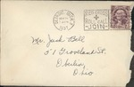 Jack P. Bell World War Two Correspondence #083