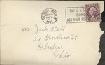 Jack P. Bell World War Two Correspondence #084