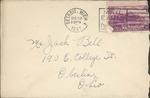 Jack P. Bell World War Two Correspondence #090