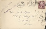 Jack P. Bell World War Two Correspondence #093