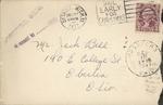Jack P. Bell World War Two Correspondence #093