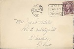 Jack P. Bell World War Two Correspondence #094