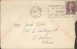 Jack P. Bell World War Two Correspondence #097