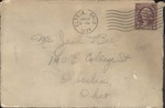 Jack P. Bell World War Two Correspondence #100
