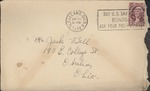 Jack P. Bell World War Two Correspondence #101