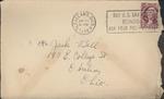 Jack P. Bell World War Two Correspondence #101