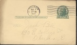 Jack P. Bell World War Two Correspondence #106