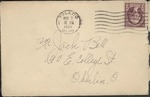 Jack P. Bell World War Two Correspondence #107