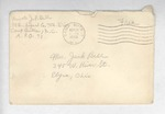 Jack P. Bell World War Two Correspondence #113