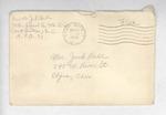Jack P. Bell World War Two Correspondence #113