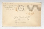 Jack P. Bell World War Two Correspondence #128