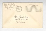 Jack P. Bell World War Two Correspondence #130