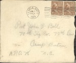 Jack P. Bell World War Two Correspondence #131