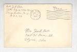 Jack P. Bell World War Two Correspondence #134