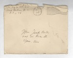 Jack P. Bell World War Two Correspondence #136