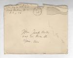 Jack P. Bell World War Two Correspondence #136