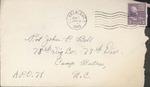 Jack P. Bell World War Two Correspondence #142