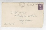 Jack P. Bell World War Two Correspondence #149