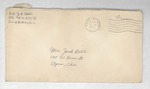 Jack P. Bell World War Two Correspondence #155