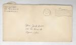 Jack P. Bell World War Two Correspondence #155