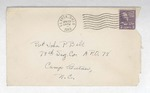 Jack P. Bell World War Two Correspondence #156