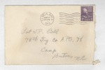 Jack P. Bell World War Two Correspondence #158