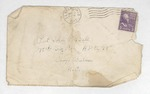 Jack P. Bell World War Two Correspondence #162