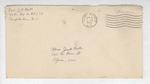 Jack P. Bell World War Two Correspondence #163