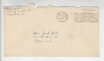 Jack P. Bell World War Two Correspondence #165