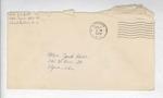 Jack P. Bell World War Two Correspondence #168