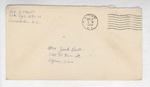 Jack P. Bell World War Two Correspondence #169