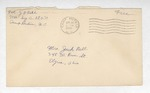 Jack P. Bell World War Two Correspondence #170