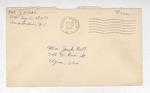 Jack P. Bell World War Two Correspondence #170