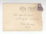 Jack P. Bell World War Two Correspondence #174