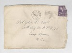 Jack P. Bell World War Two Correspondence #175