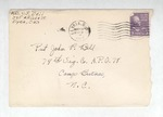 Jack P. Bell World War Two Correspondence #177