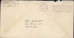 Jack P. Bell World War Two Correspondence #178