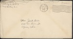 Jack P. Bell World War Two Correspondence #179