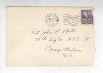 Jack P. Bell World War Two Correspondence #180