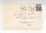 Jack P. Bell World War Two Correspondence #180