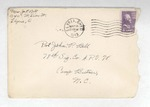 Jack P. Bell World War Two Correspondence #183