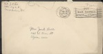 Jack P. Bell World War Two Correspondence #184