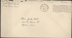 Jack P. Bell World War Two Correspondence #187