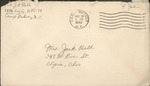 Jack P. Bell World War Two Correspondence #190