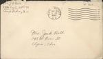 Jack P. Bell World War Two Correspondence #190