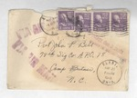 Jack P. Bell World War Two Correspondence #192