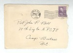 Jack P. Bell World War Two Correspondence #194