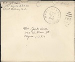 Jack P. Bell World War Two Correspondence #195