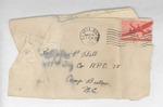 Jack P. Bell World War Two Correspondence #196