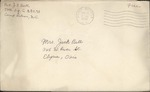Jack P. Bell World War Two Correspondence #198